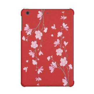 Cherry Blossom - Red iPad Mini Retina Cases