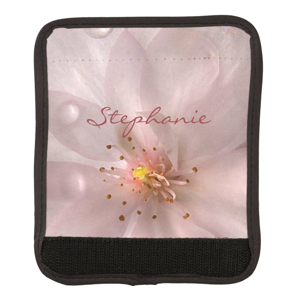 Cherry Blossom Sakura Flower Luggage Handle Wrap