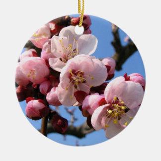 Cherry Blossom Sakura Christmas Ornaments