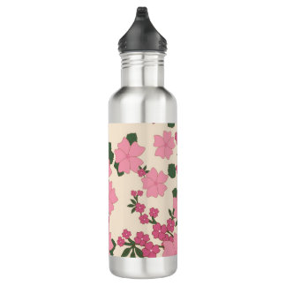 Cherry Blossom - Sakura Water Bottle
