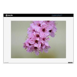 "Cherry Blossom 15"" Laptop Decals"