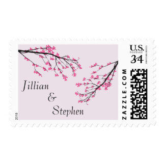 Cherry Blossom Stem Stamp