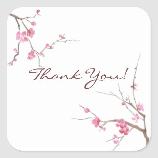 Cherry Blossom Sticker - Customizable