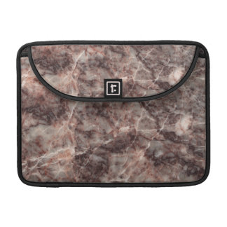 Cherry Blossom Stone Pattern Background Sleeve For MacBooks