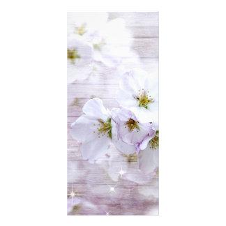 Cherry Blossom Style Rack Card