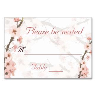 Cherry Blossom Table Card