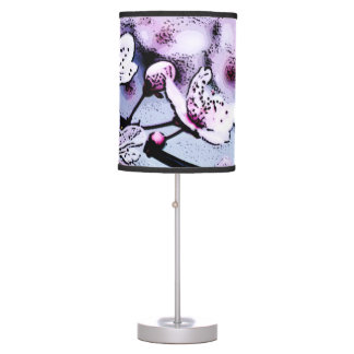 Cherry blossom table lamps