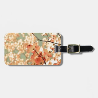 Cherry Blossom Tags For Bags