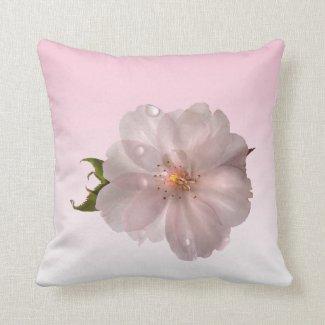 Cherry Blossom Throw Pillows