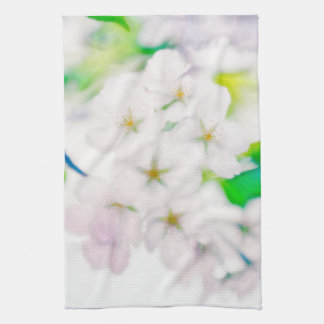 Cherry Blossom Towels