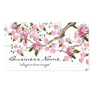 Cherry Blossom Tree Branch 2 Business Card