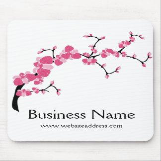 Cherry Blossom Tree Branch Mousepad 2