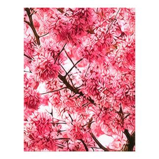 Cherry Blossom Tree Flyer