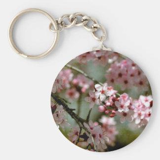 Cherry Blossom Tree Key Chain