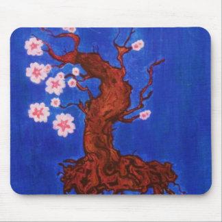 Cherry Blossom Tree Mousepad