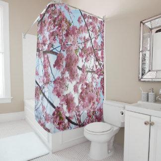 Cherry Blossoms Shower Curtains | Zazzle