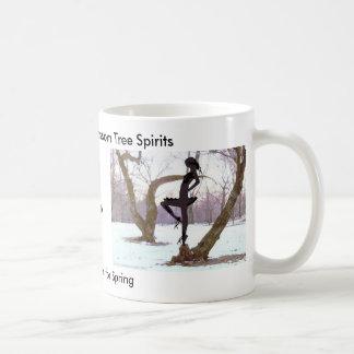 Cherry Blossom Tree Spirit Coffee Mug