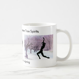 Cherry Blossom Tree Spirits Coffee Mug