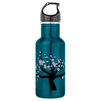 Cherry Blossom Tree Water Bottle