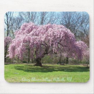 Cherry Blossom Village, Belleville, NJ Mouse Pad