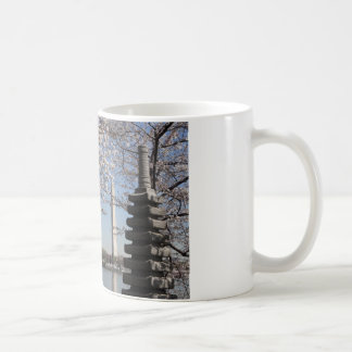 Cherry Blossom Washington DC Coffee Mug