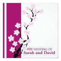 Cherry Blossom | Wedding Invitation