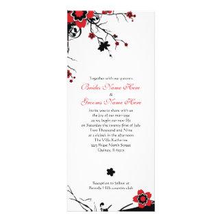 Cherry Blossom Wedding Invite