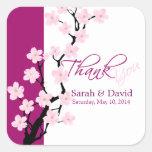 Cherry Blossom | Wedding Thank You Sticker