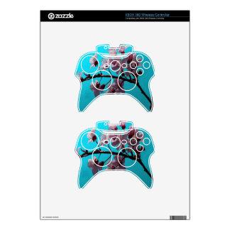 Cherry Blossom Xbox 360 Controller Skin