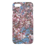 Cherry Blossoms and Blue Sky Spring Floral iPhone 7 Case