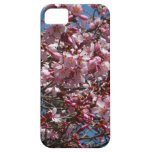 Cherry Blossoms and Blue Sky Spring Floral iPhone SE/5/5s Case