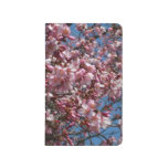 Cherry Blossoms and Blue Sky Spring Floral Journal