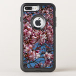 Cherry Blossoms and Blue Sky Spring Floral OtterBox Commuter iPhone 7 Plus Case