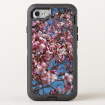 Cherry Blossoms and Blue Sky Spring Floral OtterBox Defender iPhone 7 Case