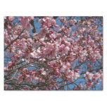 Cherry Blossoms and Blue Sky Spring Floral Tissue Paper