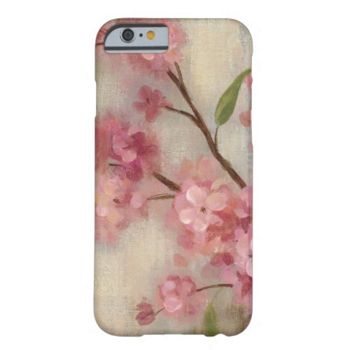 Cherry Blossoms and Branch Phone Case