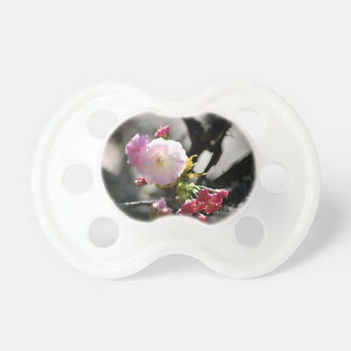 Cherry Blossoms and meaning Pacifiers