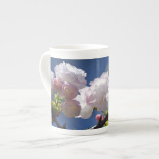 Cherry Blossoms and meaning Tea Cup