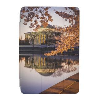 Cherry Blossoms And The Jefferson Memorial 2 iPad Mini Cover