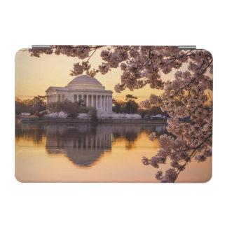 Cherry Blossoms And The Jefferson Memorial iPad Mini Cover