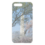 Cherry Blossoms and the Washington Monument in DC iPhone 8 Plus/7 Plus Case