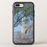 Cherry Blossoms and the Washington Monument in DC OtterBox Symmetry iPhone 7 Plus Case
