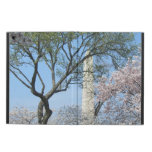 Cherry Blossoms and the Washington Monument in DC Powis iPad Air 2 Case