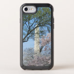 Cherry Blossoms and the Washington Monument in DC Speck iPhone Case