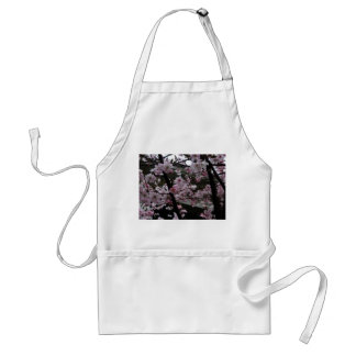 Cherry Blossoms Apron