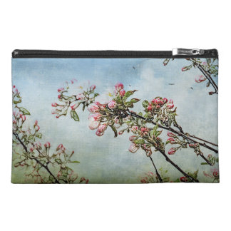 Cherry Blossoms Travel Accessory Bag