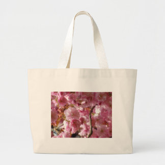 Cherry Blossoms Canvas Bags
