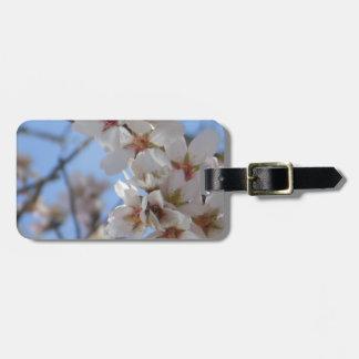 Cherry Blossoms Bag Tag