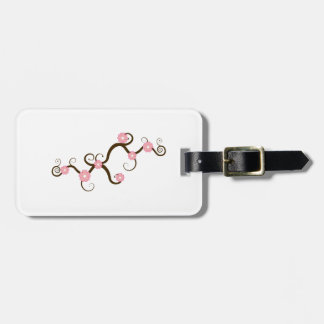 Cherry Blossoms Bag Tags