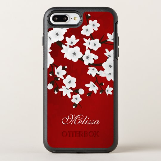 cherry blossom iphone 8 plus case